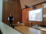 2015, januar - Predavanja studentima farmacije u okviru Katedre za bromatologiju