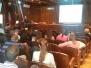 2016, maj - predavanje na Medicinskom fakultetu u Beogradu