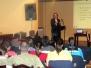 2010, 3. april - Predavanje o dopingu u Aranđelovcu
