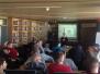 2014, 15. februar - Predavanje za trenere američkog fudbala