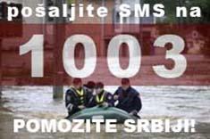 Po�aljite SMS na 1003