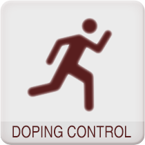 Doping control